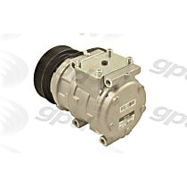 6512351 A/C Compressor Sold individually With clutch, 7-Groove Pulley
