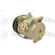 6512403 A/C Compressor Sold individually With clutch, 7-Groove Pulley