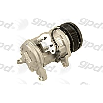 6512422 A/C Compressor Sold individually With clutch