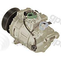 6512466 A/C Compressor Sold individually With clutch