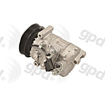 6512546 A/C Compressor Sold individually With clutch