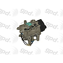 A/C Compressor - Sold individually, Models With Rear A/C