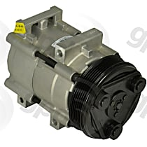 A/C Compressor Sold individually, With SOHC-CVH Motor, FS10, 6 Groove, O-Ring (2) 1311385