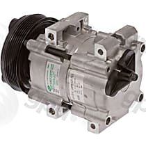 A/C Compressor - Sold individually, 130 mm clutch diameter; FORD type; FS10 model