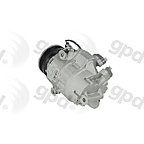 6512755 A/C Compressor Sold individually With clutch
