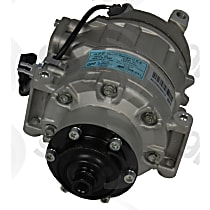 A/C Compressor Sold individually Without clutch, Not Applicable