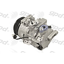 6512768 A/C Compressor Sold individually with Clutch