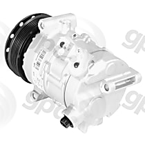 6512808 A/C Compressor Sold individually With clutch