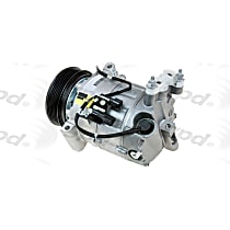 6512878 A/C Compressor Sold individually With clutch
