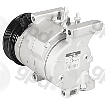 6512903 A/C Compressor Sold individually With clutch, 6-Groove Pulley