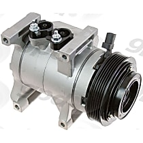 6512904 A/C Compressor Sold individually With clutch