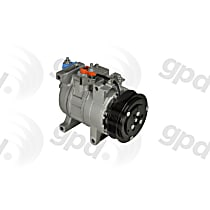 A/C Compressor - Sold individually, 6 Groove