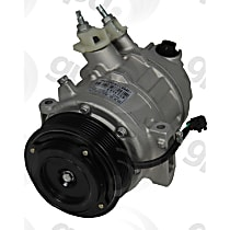 A/C Compressor Sold individually, 6 Groove