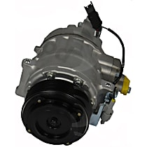 A/C Compressor - Sold individually, 8 Groove