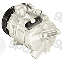 6513187 A/C Compressor Sold individually with Clutch