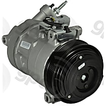 6513238 A/C Compressor Sold individually With clutch