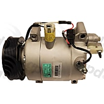 A/C Compressor - Sold individually, Piston Replacement For Scroll; 7 Groove