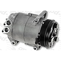 6513317 A/C Compressor Sold individually With clutch