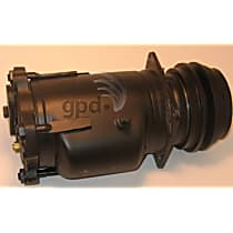 7511247 A/C Compressor Sold individually with Clutch, 1-Groove Pulley
