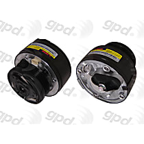 7511347 A/C Compressor Sold individually With clutch, 6-Groove Pulley