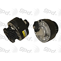 7511349 A/C Compressor Sold individually With clutch, 6-Groove Pulley