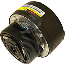 7511357 A/C Compressor Sold individually With clutch, 1-Groove Pulley