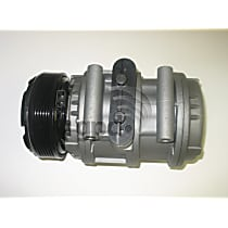 7511435 A/C Compressor Sold individually With clutch, 6-Groove Pulley