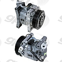 7511720 A/C Compressor Sold individually with Clutch, 4-Groove Pulley