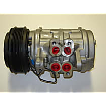 7511805 A/C Compressor Sold individually With clutch, 6-Groove Pulley