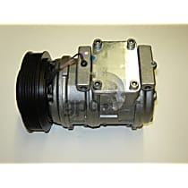7511983 A/C Compressor Sold individually With clutch, 6-Groove Pulley