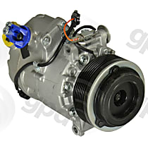 7513067 A/C Compressor Sold individually With clutch