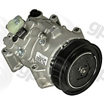 7513069 A/C Compressor Sold individually With clutch