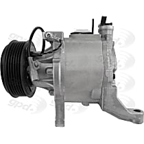 7513156 A/C Compressor Sold individually with Clutch, 6-Groove Pulley