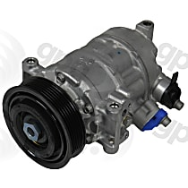 7513180 A/C Compressor Sold individually with Clutch