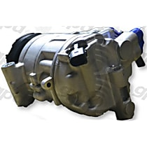 7513286 A/C Compressor Sold individually with Clutch, 6-Groove Pulley