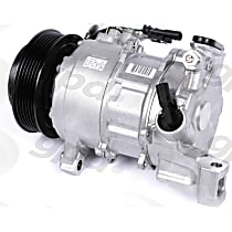 A/C Compressor - Sold individually, Turbocharged