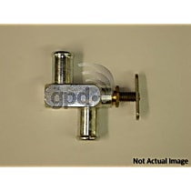 Heater Valve - Front, Sold individually