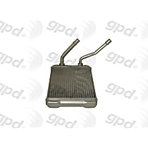 Heater Core - Sold individually, Aluminum Core