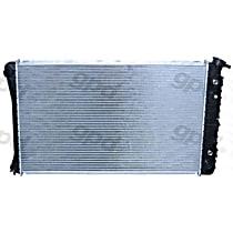 921C Aluminum Core Plastic Tank Radiator