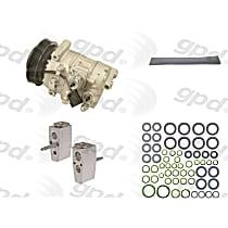 9611600 A/C Compressor Kit With clutch