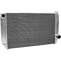1-25241-X Aluminum Core Aluminum Tank Radiator, 22.5 in. W x 15.5 in. H x 2.25 in. Thickness