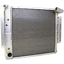 Aluminum Core Aluminum Tank Radiator, 21.63 x 22.29 x 2.68 in. Core Size