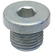 GenuineXL 000000-000884 Transmission Drain Plug (10 X 1 X 18 mm) - Replaces OE Number 000000-000884