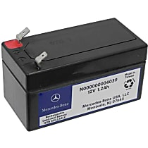 GenuineXL 000000-004039 Backup Battery 12V 1.2AH - Replaces OE Number 000000-004039