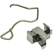GenuineXL 000-043-204-28 Retainer Clip for Headlight Low Beam Bulb - Replaces OE Number 000-043-204-28