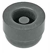 Brake Fluid Reservoir Cap For Sensor Floats (Black Rubber) - Replaces OE Number 001-431-26-87