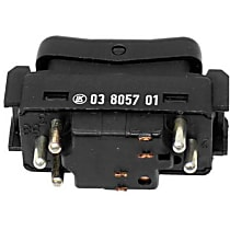 03 8057 00 Window Switch - Front or Rear, Driver Side