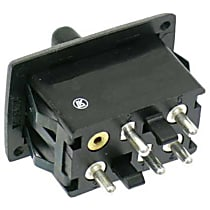 03 8128 20 Window Switch - Front or Rear, Driver or Passenger Side