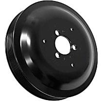 GenuineXL 06E-121-031 E Water Pump Pulley - Replaces OE Number 06E-121-031 E