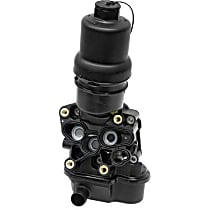 GenuineXL 06F-115-397 J Oil Filter Housing Assembly - Replaces OE Number 06F-115-397 J